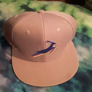 Phish Antelopes by Wookles fitted hat.